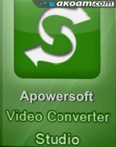 برنامج Apowersoft Video Converter Studio v4.4.5