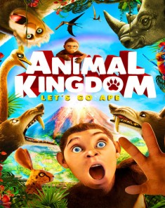 فيلم Animal Kingdom Let's Go Ape 2015 مترجم
