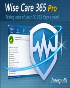 برنامج Wise Care 365 Pro v3.98 Build 361 Multilingual