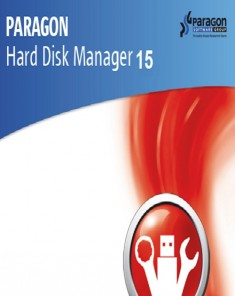 برنامج Paragon Hard Disk Manager 15 Suite Boot Medias v10.1.25.813 Full