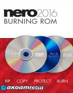 برنامج Nero 2016 Burning ROM Express 17.0.8000
