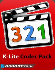 برنامج الكوديك K-Lite Codec Pack Updater v12.0.3 2016