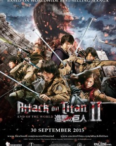 فيلم Attack on Titan: Part 2 2015 مترجم