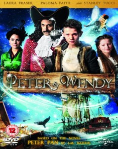 فيلم Peter And Wendy 2015 مترجم