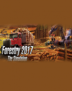 لعبة Forestry 2017 The Simulation بكراك CODEX