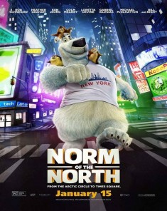 فيلم Norm of the North 2016 مترجم