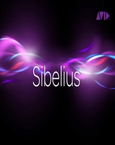برنامج Avid Sibelius 8.2.0 Build 89 Multilingual