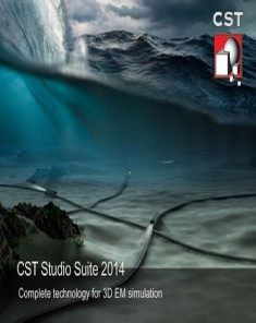 برنامج CST Studio Suite 2014 SP5
