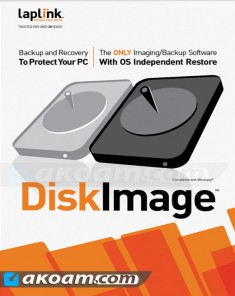 برنامج Laplink DiskImage Professional 10.0 Build 71