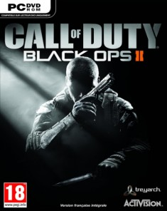 لعبة CALL OF DUTY BLACK OPS II بكراك SKIDROW