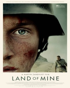 فيلم Land of Mine 2015 مترجم