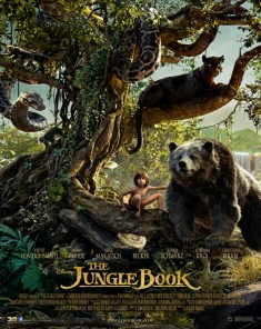 فيلم The Jungle Book 2016 مترجم
