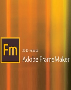 برنامج Adobe FrameMaker 2015 13.0.3
