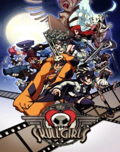 لعبة Skullgirls 2nd Encore بكراك SKIDROW