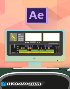 كورس After Effects: Create Slide Shows - Build a Complete Project