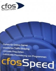 برنامج cfosspeed v10.12 Build 2272