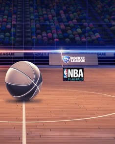 لعبة Rocket League NBA Flag Pack بكراك SKIDROW