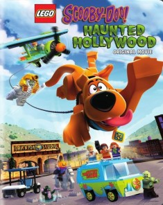 فيلم LEGO Scooby Doo Haunted Hollywood 2016 مترجم