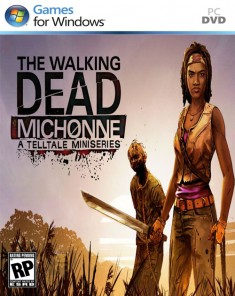 لعبة The Walking Dead: Michonne Episode 3 بكراك CODEX