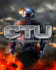 لعبة  CTU: Counter Terrorism Unit ريباك فريق CorePack