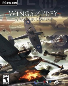 لعبة Wings of Prey ريباك فريق R.G.Mechanics