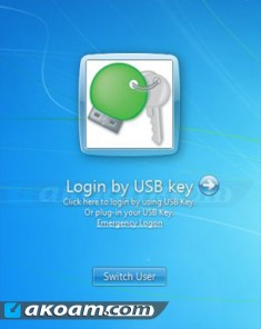 برنامج Rohos Logon Key v3.2