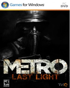 لعبة Metro Last Light Redux ريباك فريق Mr DJ