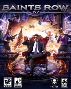 لعبة Saints Row IV Game Of The Century Edition ريباك فريق Mr DJ