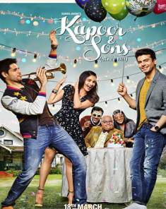 فيلم Kapoor And Sons 2016 مترجم