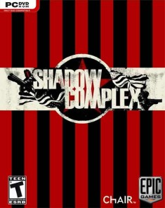 لعبة Shadow Complex Remastered بكراك CODEX
