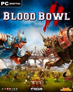 لعبة Blood Bowl 2 Norse بكراك CODEX