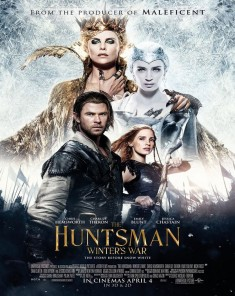 فيلم The Huntsman: Winter's War 2016 مترجم HD-TC