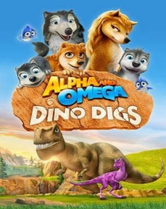 فيلم Alpha And Omega: Dino Digs 2016 مترجم