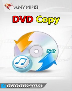برنامج AnyMP4 DVD Copy v3.1.22