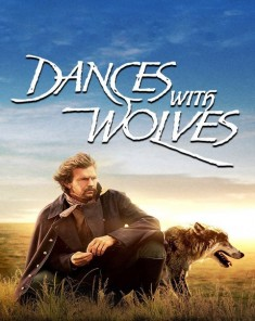 فيلم Dances with Wolves 1990 مترجم