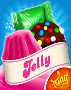 لعبة Candy Crush Jelly Saga v1.17.5 Mods