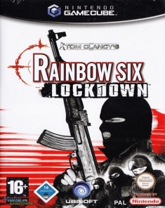 لعبة Tom Clancy's Rainbow Six Lockdown ريباك فريق CorePack