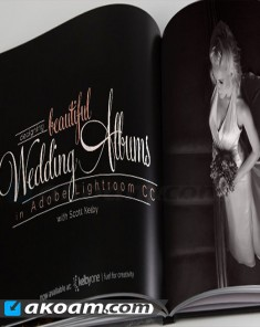 كورس Designing Beautiful Wedding Albums in Lightroom