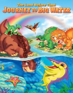 فيلم The Land Before Time XIV: Journey of the Heart 2016 مترجم