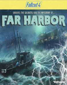 إضافة Fallout 4 Far Harbor بكراك CODEX