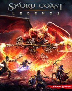 لعبة Sword Coast Legends Rage of Demons  بكراك CODEX