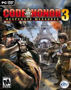 لعبة Code of Honor 3 Desperate Measure ريباك فريق CorePack