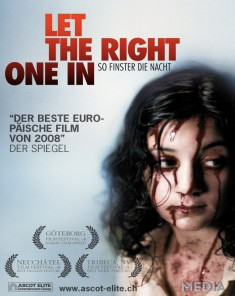 فيلم Let the Right One In 2008 مترجم