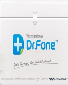 برنامج Wondershare Dr.Fone for Android 6.1.0.26