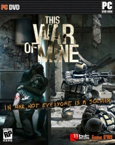 لعبة This War of Mine The Little Ones ريباك فريق Fitgirl