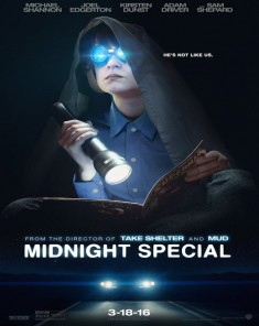 فيلم Midnight Special 2016 مترجم