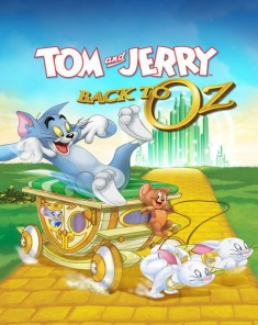 فيلم Tom And Jerry Back To Oz 2016 مترجم