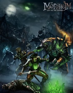 لعبة Mordheim City of the Damned Witch Hunters ريباك فريق CorePack