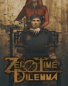 لعبة Zero Escape Zero Time Dilemma ريباك فريق FitGirl
