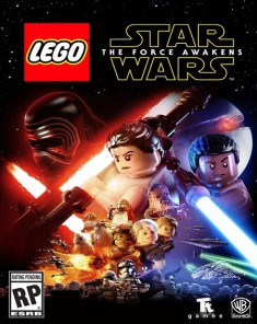 لعبة LEGO STAR WARS The Force Awakens بكراك CODEX